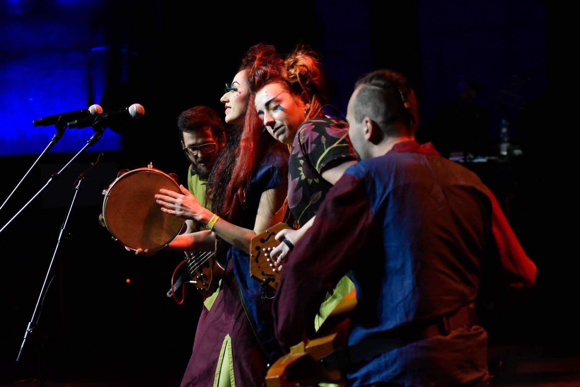 Гурт Torban отримав призове місце на конкурсі в Польщі
