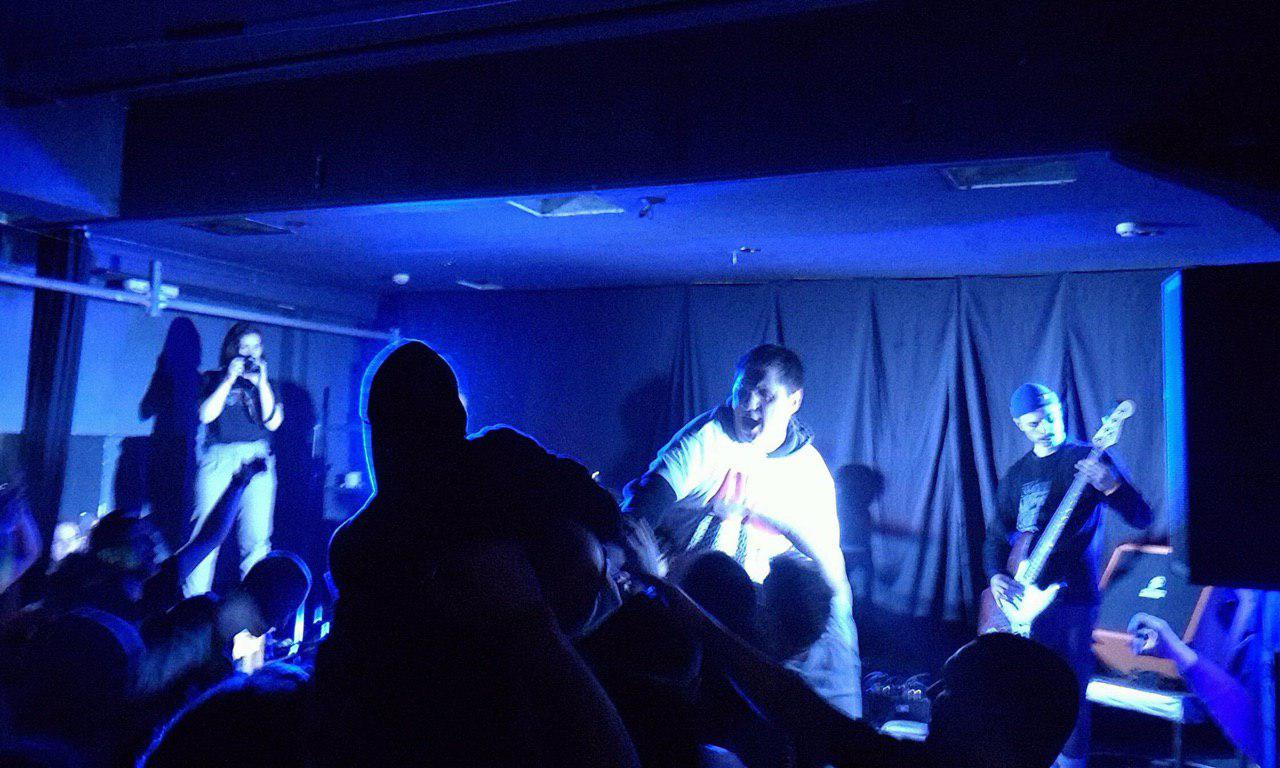 Відео з концерту Homesick, Тулим, Mauser 1/2/20 @TEATR (оновлюється)